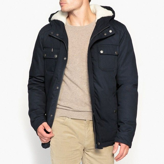 sélection premium c4562 daec9 manteau homme - le redoute | {Men's Patterns} | Blouson ...