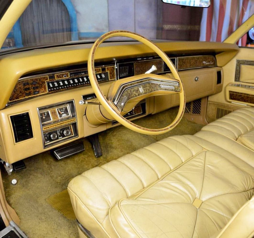 1976 Lincoln Continental Town Car Lincoln Pinterest Cars