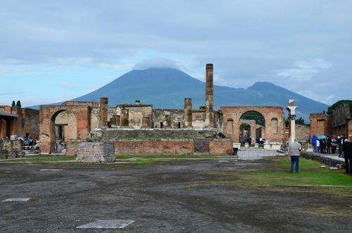 Pompeii Mount Vesuvius
