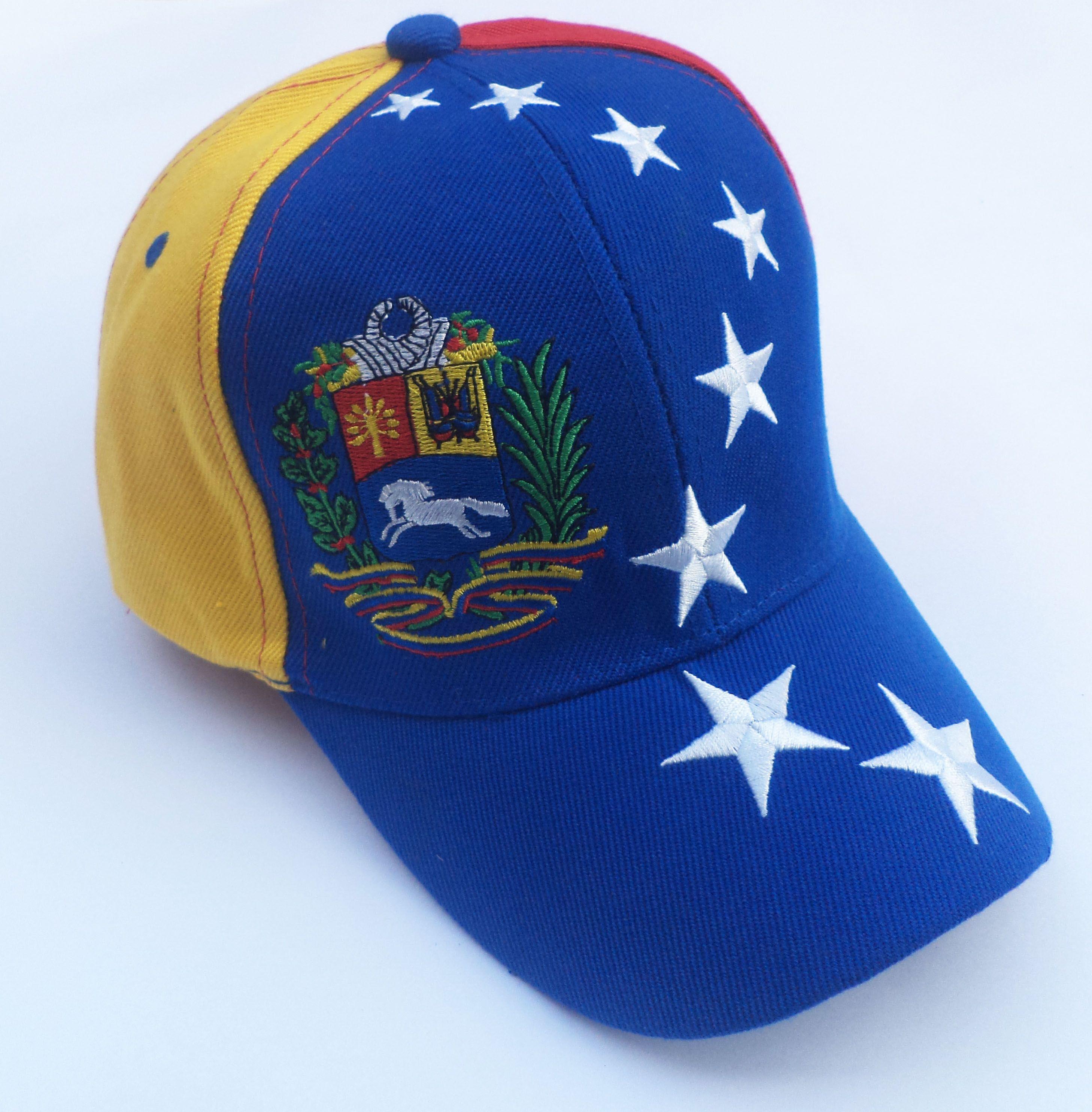 Gorra Venezuela ahora con nuevo diseño 7a227df9f42