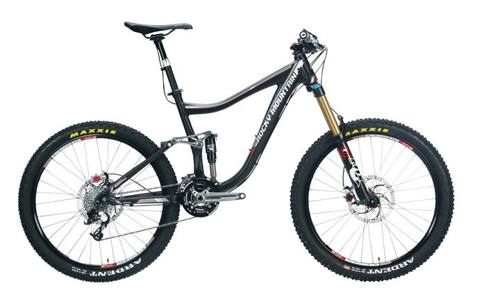 14700fcb9ee Rocky Mountain Slayer All Mountain Bike