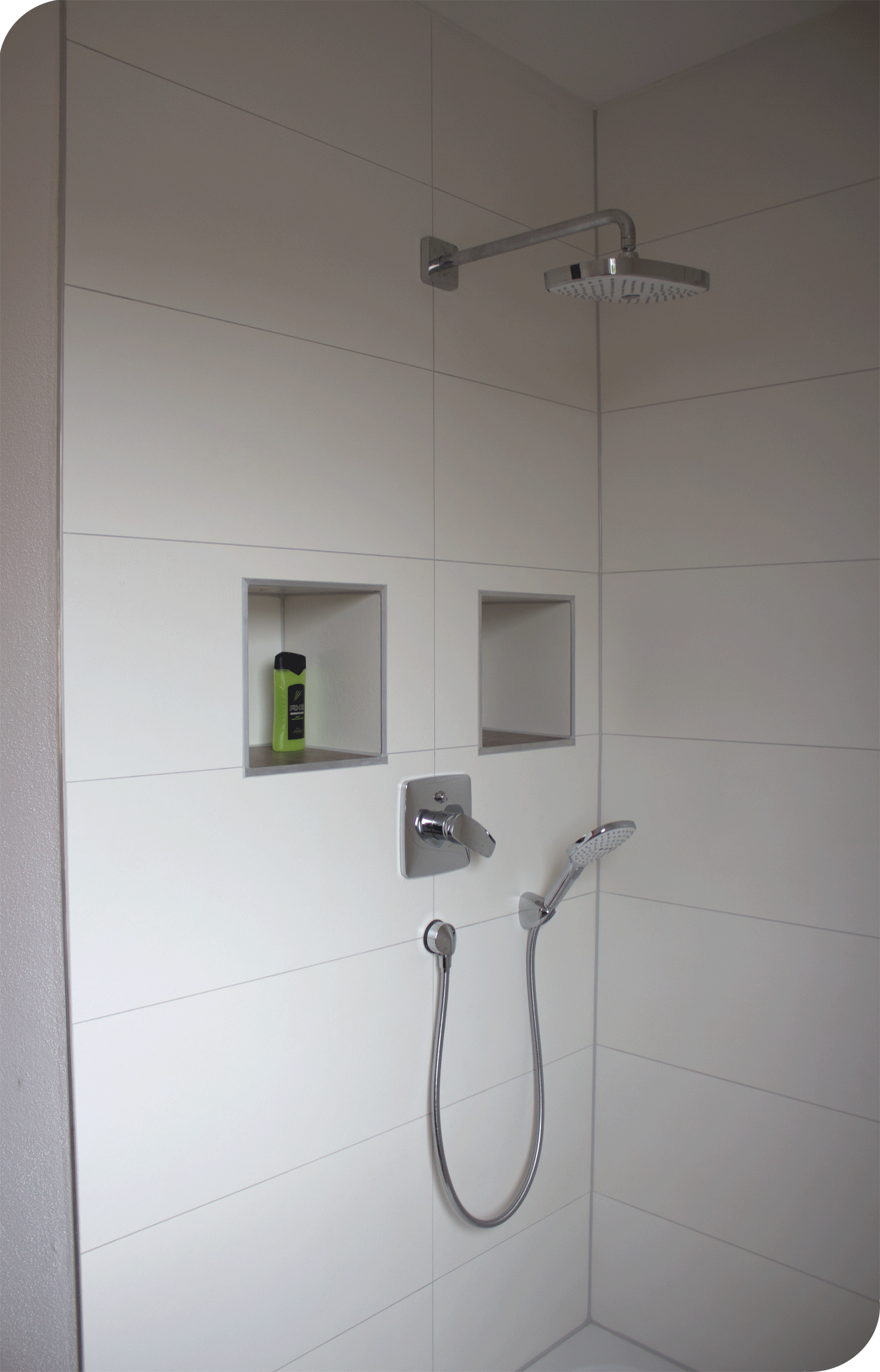 Dusche mit Ablage Fenster Dusche fenster, Dusche, Ablage