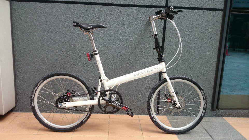 Bike Friday Urban Bicycle Bike Friday Bike