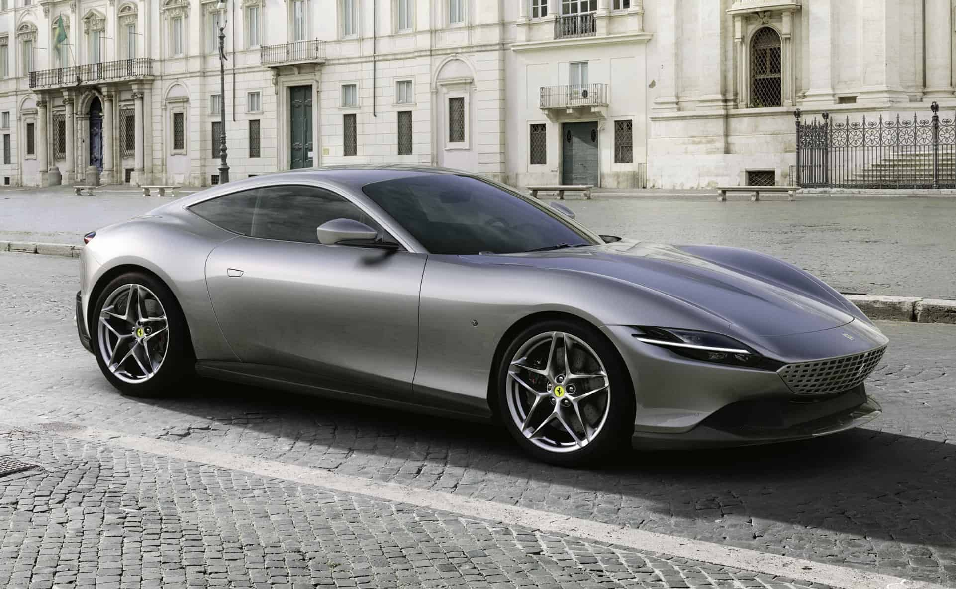 The All New Ferrari Roma Is A Timeless Front Engined Gt Car Newferrari The All New Ferrari Roma Is A Timeless Front Engined Gt Car In 2020 New Ferrari Gt Cars Ferrari