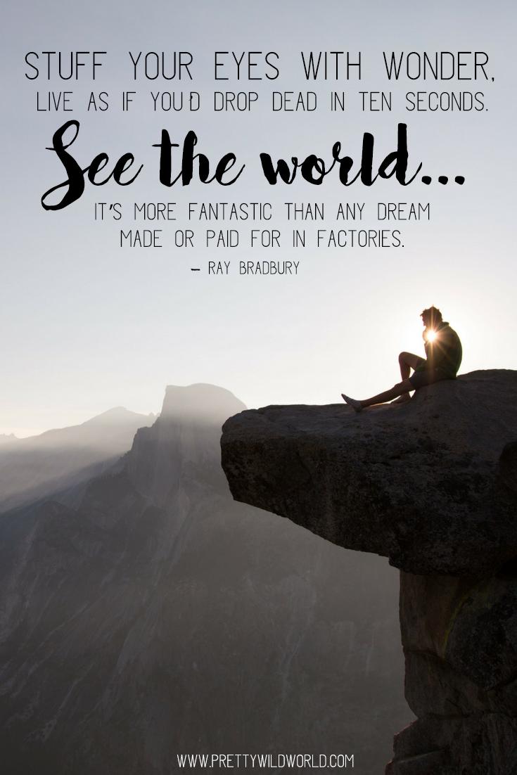 25 quotes of the great dreamer Ray Bradbury 83