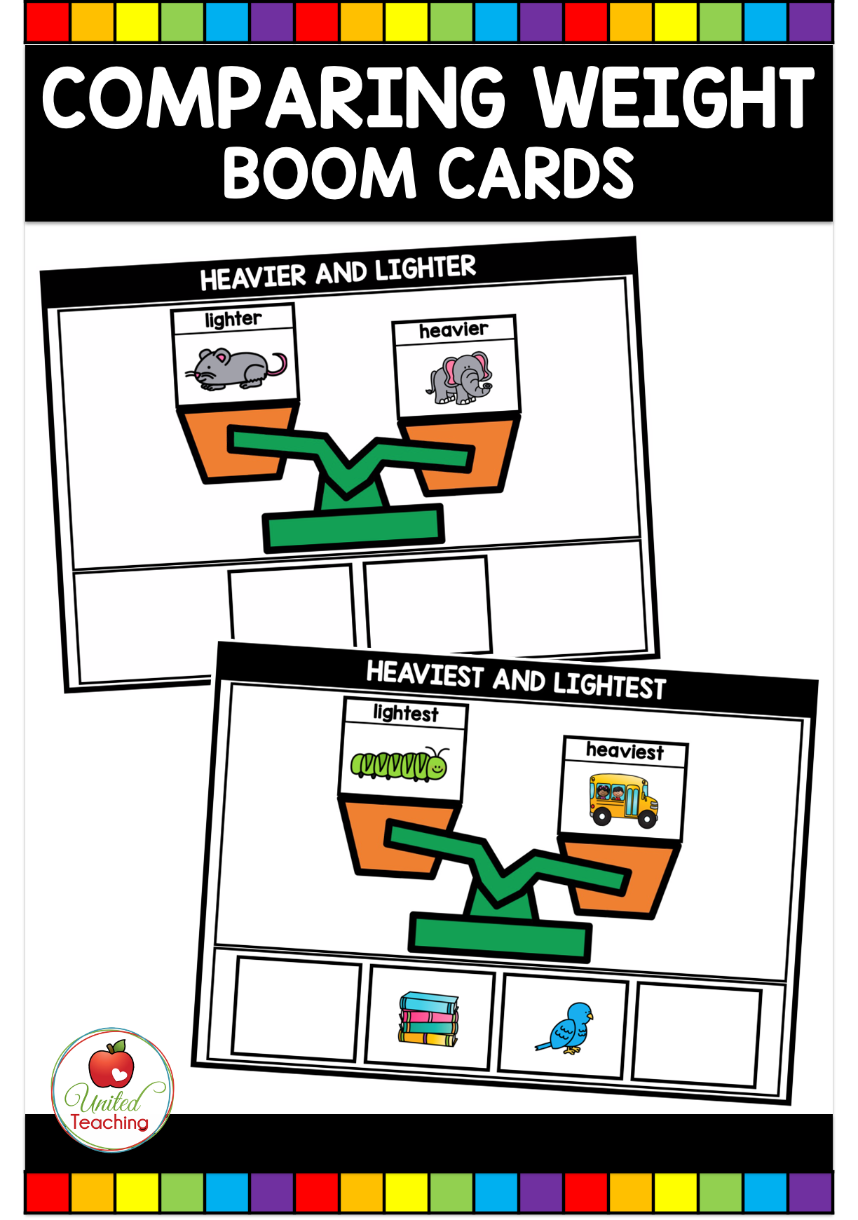 Measurement Boom Cards In