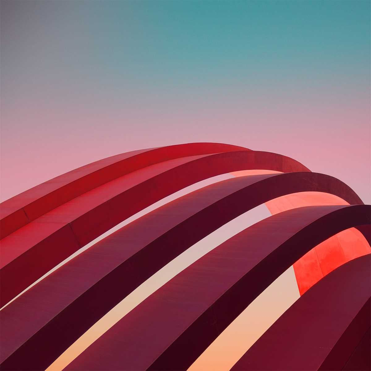Cyan: Random Architectural Fragments by Øystein Aspelund #inspiration #photography