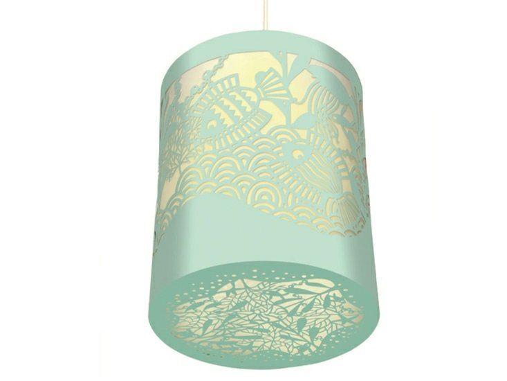 Djeco kantpapier lamp babykamer
