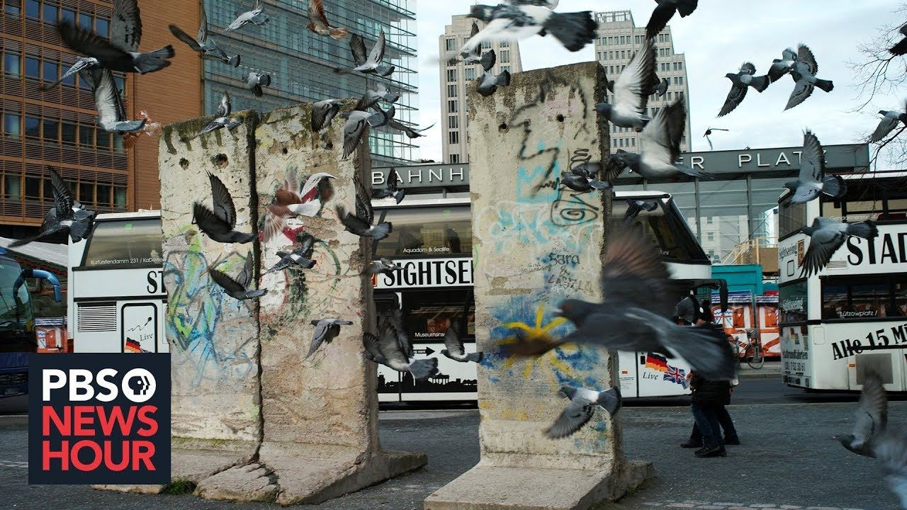 why german divisions remain 30 years after fall of the on berlin wall id=32218