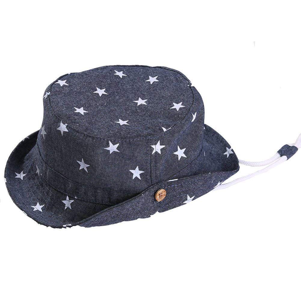 Baby Sun Hat for Boys Girls – Toddler Kids Children Beach Pool Play UV  Protection Hats Bucket Reversible Brim 8ba6e628bf6