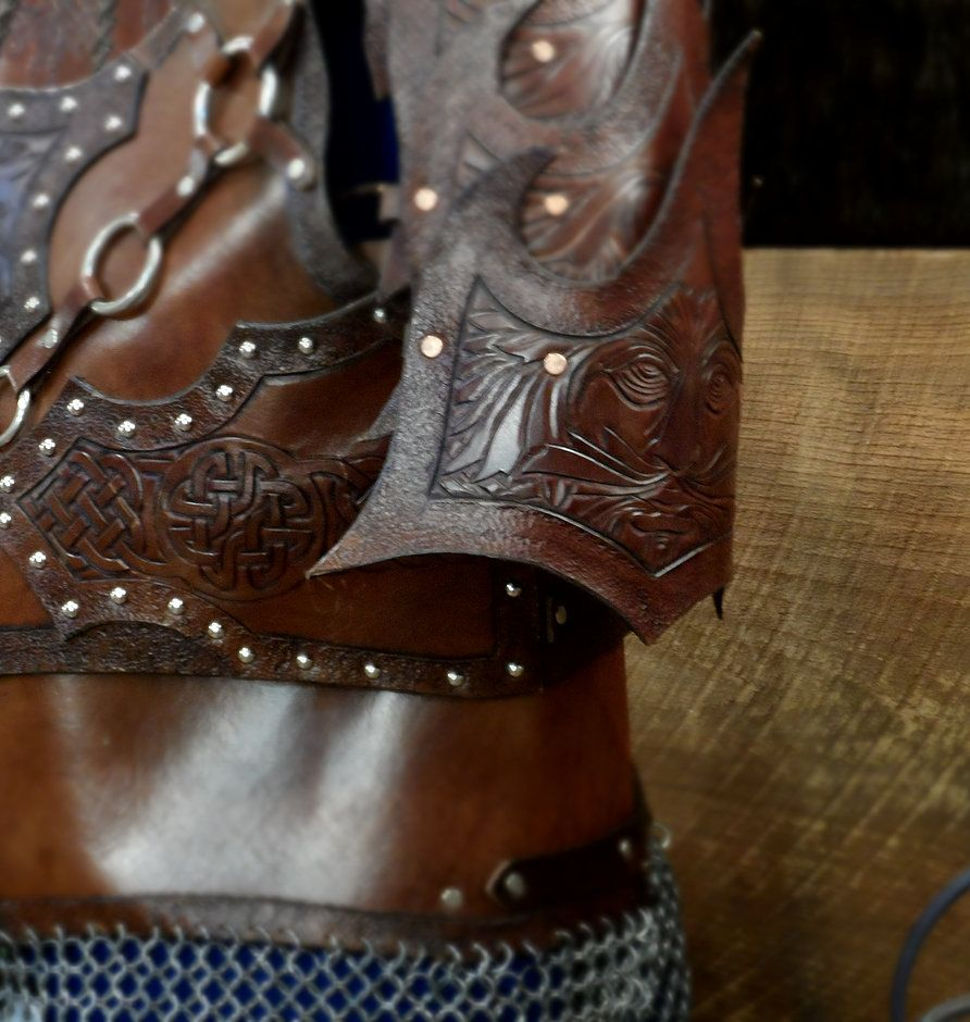 The Grinning Dwarf-Leather Work and Costumes