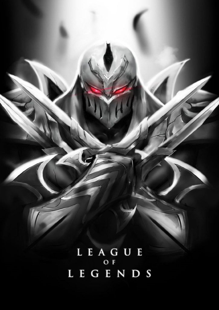 Zed Wallpapers 86 Background Images Hd League Of Legends