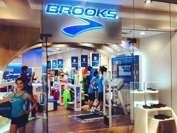 Brooks Running recently opened their