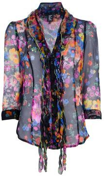 ad1dde9377ee6c Tricot Chic printed blouse on shopstyle.com | You see your gypsy ...