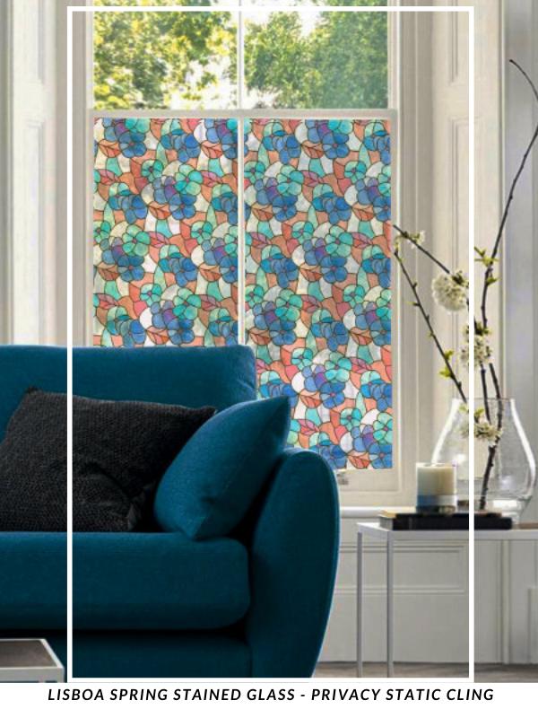 Slate Blue Quatrefoil Peel And Stick Wallpaper Peel And Stick Wallpaper Simple Decor Decorating Solutions