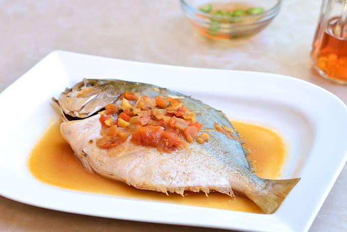 Pinangat Na Pompano Recipe Fish Recipes Soul Food Food