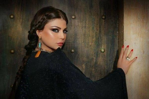 هيفاء وهبي تنشر صورتها بالحجاب في اول ايام رمضان المدونة Braided Hairdo Asian Bridal Hair Hair Makeup
