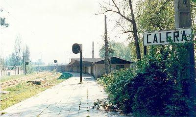 Estación de Ferrocarriles de La Calera