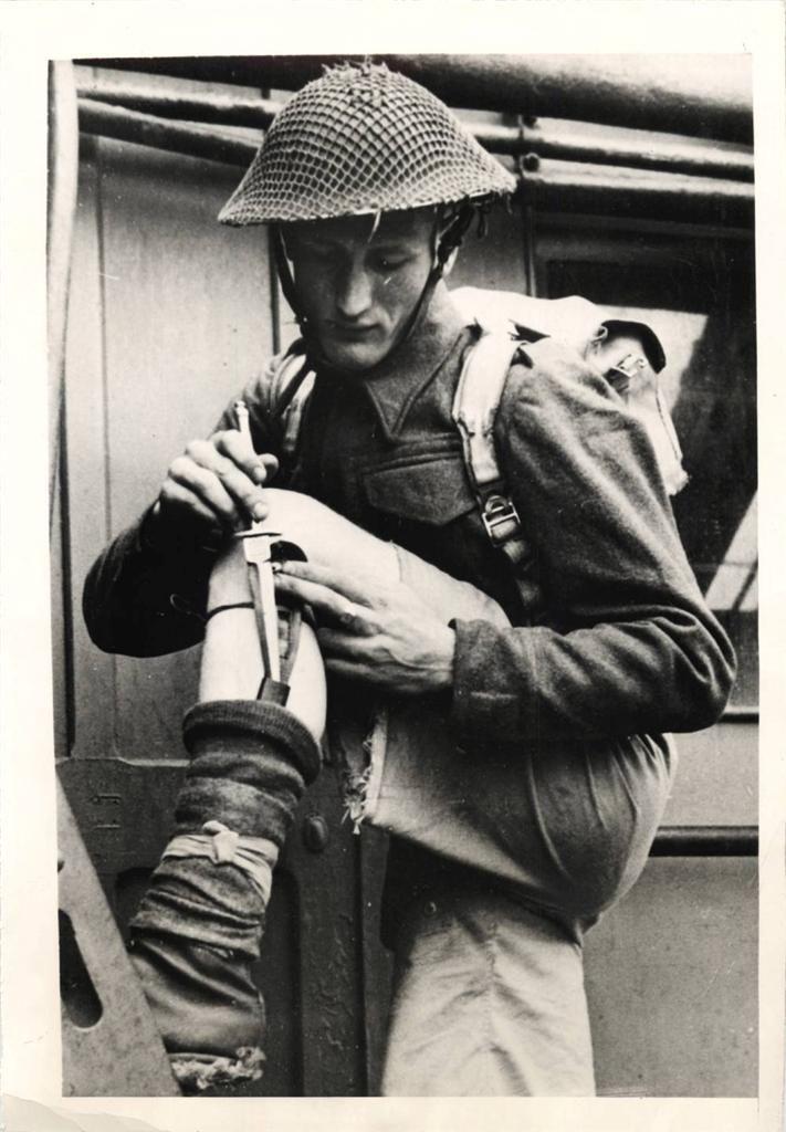 Picture British Commandos Commando Wwii