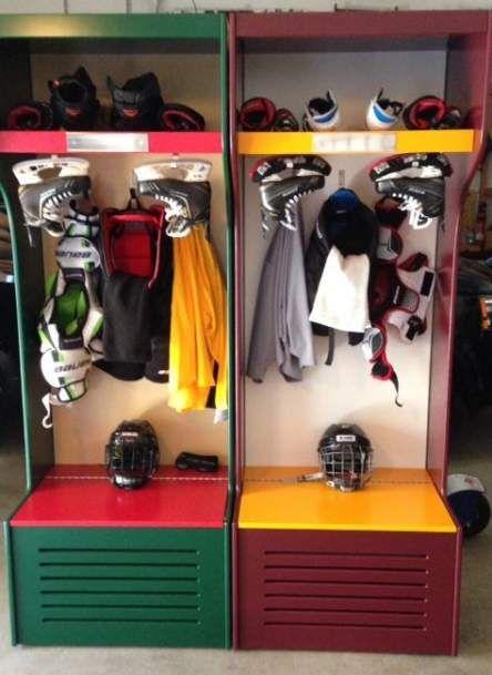 49 Ideas Sport Equipment Storage Kids In 2019 Sports