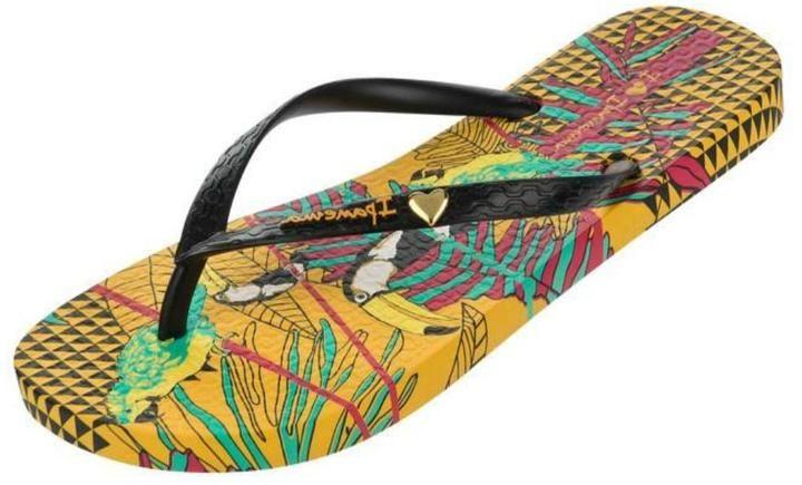 5279718490e799 Ipanema Paraiso Pelican Flip-Flop