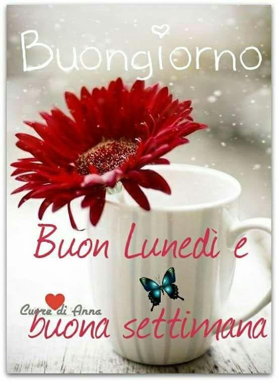 Buongiorno luned saluti good morning for Immagini buon lunedi amici