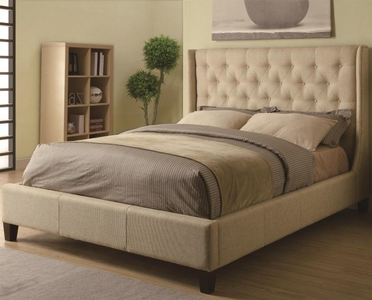 bed frame beautiful upholstered bed