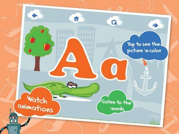 ABC app fun | For Eva | Abc app, Teaching technology, Kids education