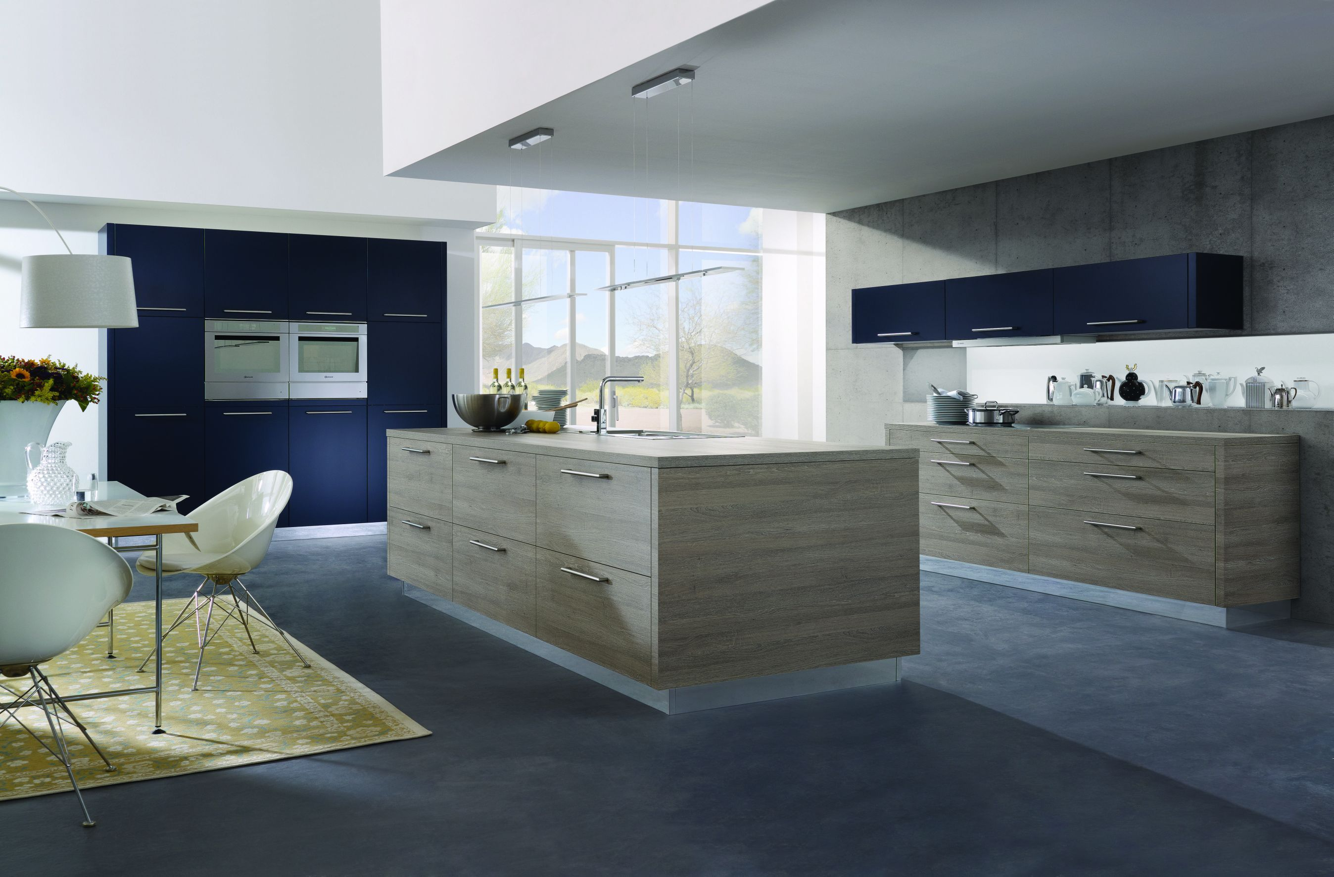 Kitchen Styles 2014 luxury modern kitchen tile flooring ~ dousuke ultra modern kitchen