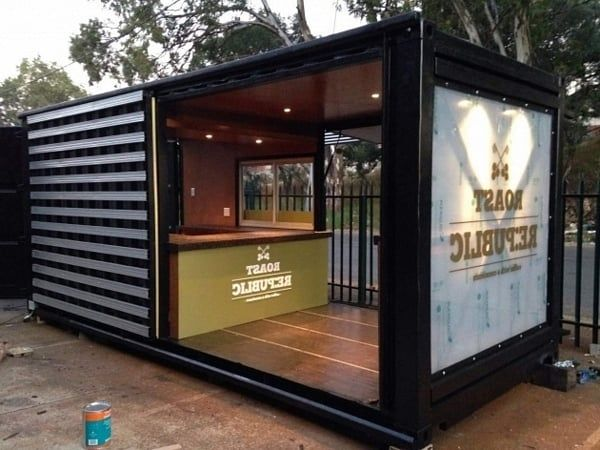 Shipping Container Offices The Perfect Workplace Modern Home