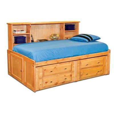 Show Details For Laguna Twin Roomsaver Bed With Underbed Storage