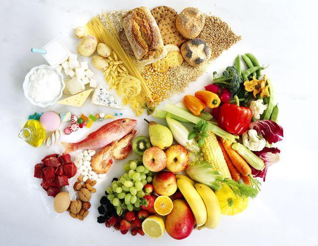 Dieta saludable para diabetes tipo 2