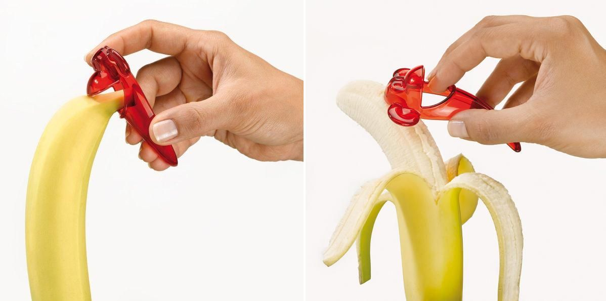 Banana Peeler And Shaver All In One Very Odd In 2020 Kitchen Gadgets Unique Kitchen Gadgets Unusual Kitchen Gadgets