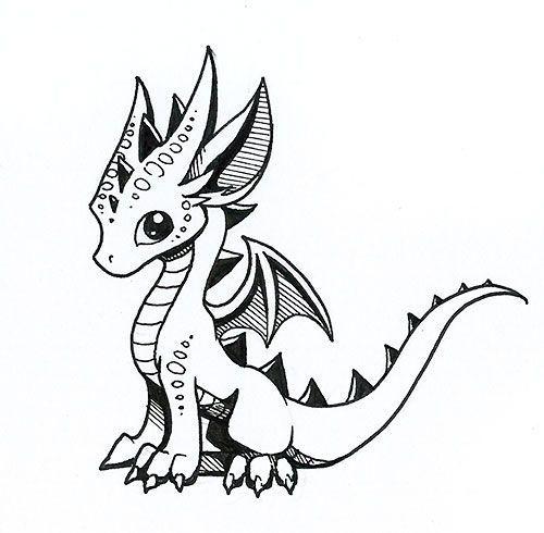 Pin de sinogan1 . en diseño gráfiko | Pinterest | Dragones, Dibujo y ...