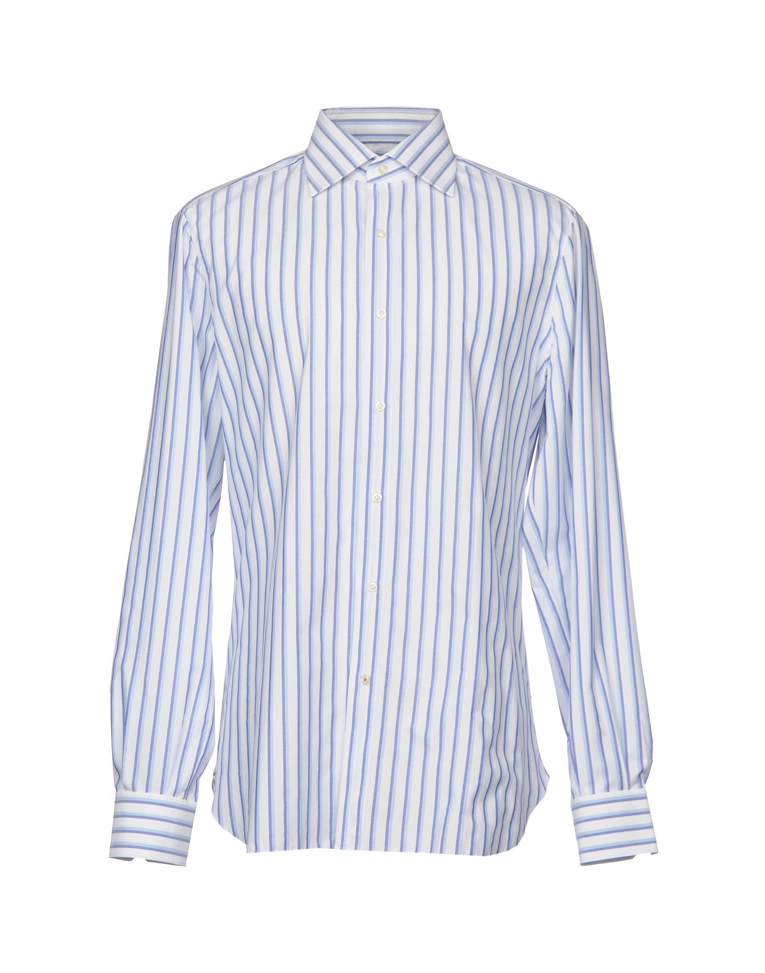4842763d Mens Blue Striped Shirt Uk | RLDM