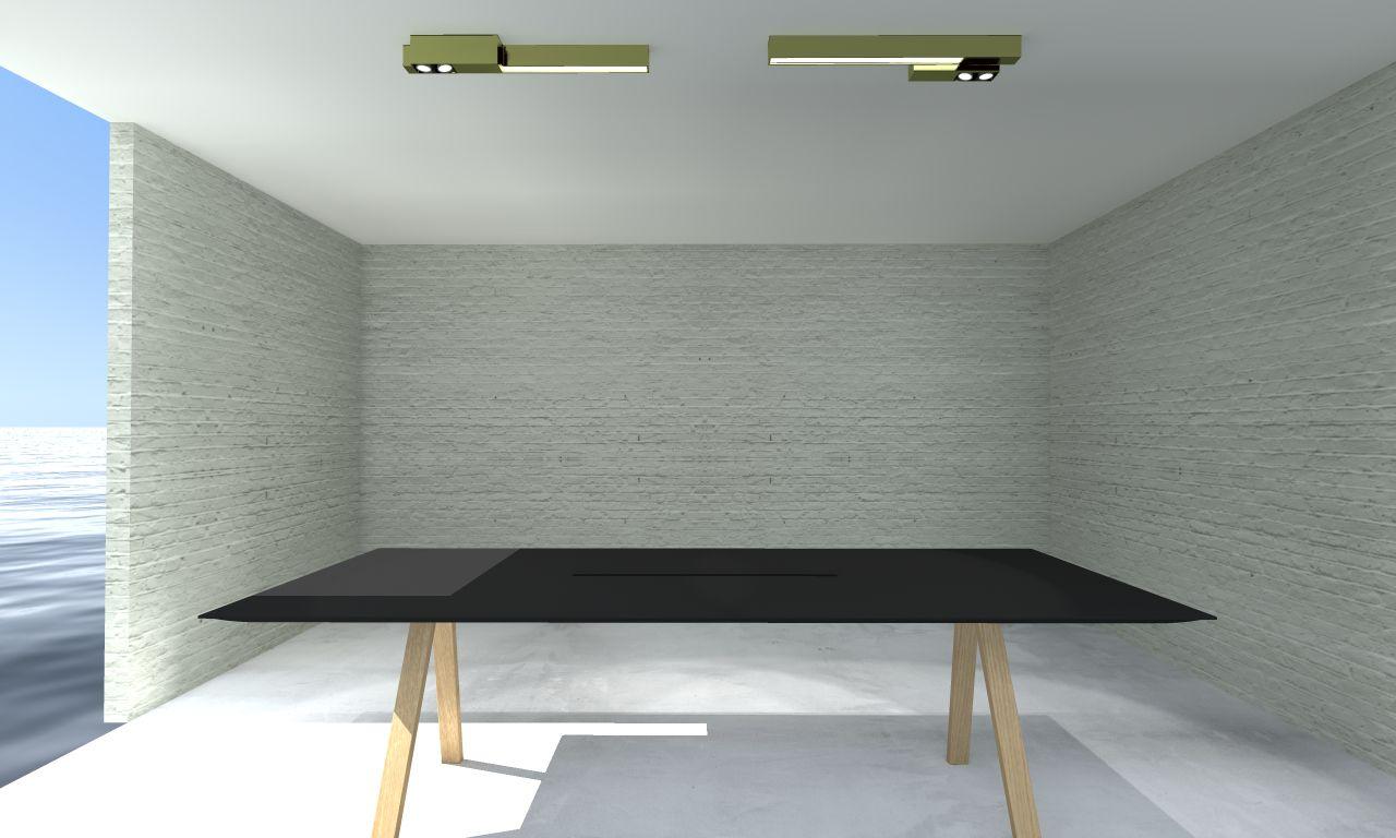 Metroffice Dark Lighting Anthony Boelaert For Dark Architecturallighting Led Design New Darling Dark Color Brasspaint Messing Dark Be Meubels