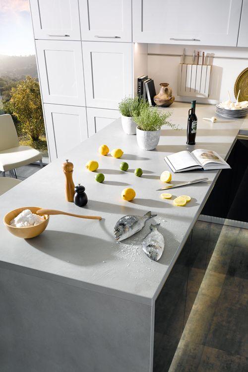 Natürlich und strapazierfähig - Arbeitsplatten von System Mehr - arbeitsplatten für die küche