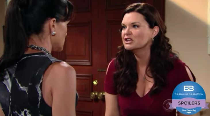 The Bold and the Beautiful Spoilers: Katie Snaps – Quinn Rivalry turns Deadly!