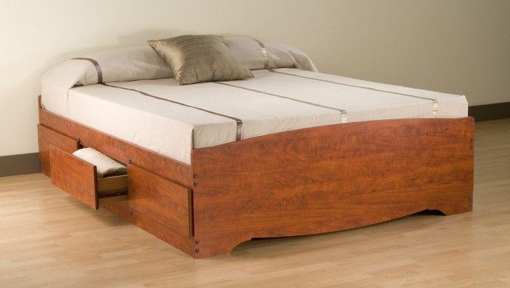 Furniture Trendy Queen Storage Platform Bed Designs Simple Style Brown Color Scheme Queen Storage Platfor Storage Bed Queen Storage Bed Bed Storage