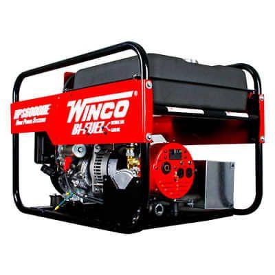 Winco Hps6000he Natural Gas Gasoline 5500 Watt 120 240v Bifuel