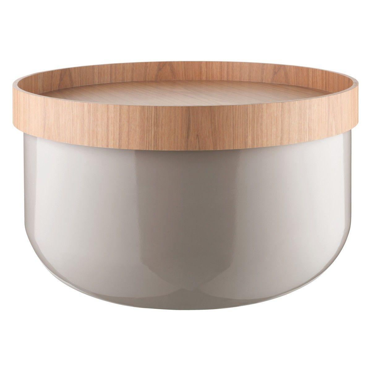 Bert Mushroom Storage Coffee Table