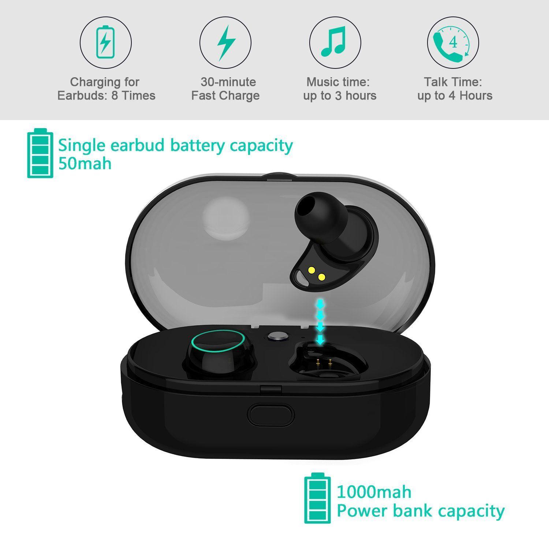 Mycarbon V5 0 Bluetooth Kopfhorer In Ear Fur Amazon De Elektronik Bluetooth In Ear Kopfhorer Beats Bluetooth