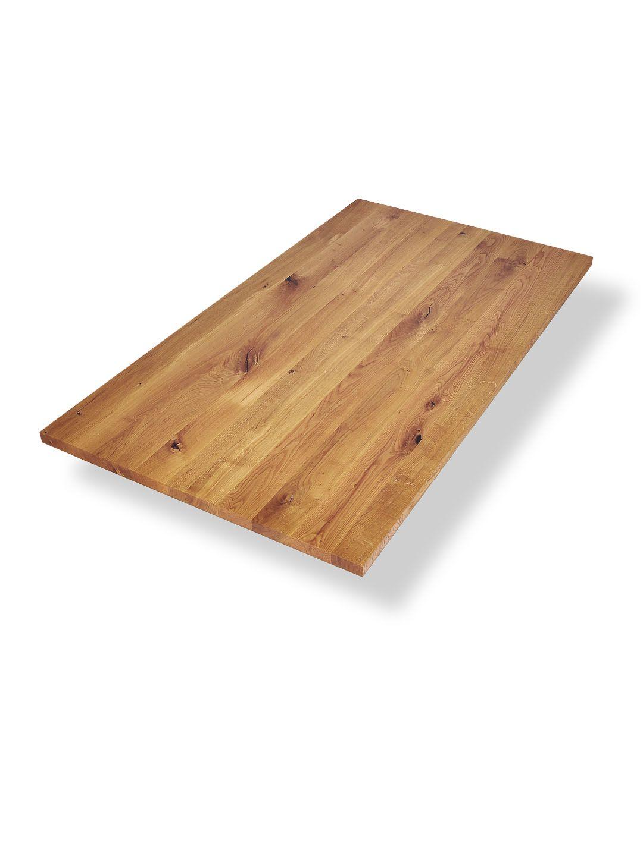 Tischplatte Asteiche Wildeiche Nach Mass Aus Der Manufaktur Tabletop Massivholz Tischplatte Tisch