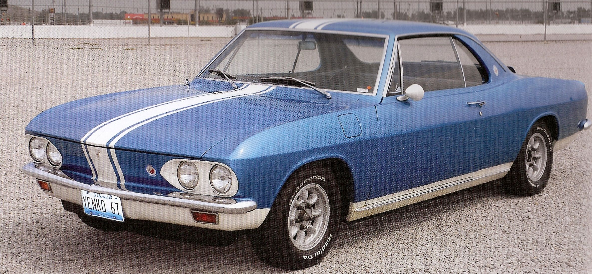 1967 Chevrolet Yenko Corvair Stinger Stage I | Cars ...
