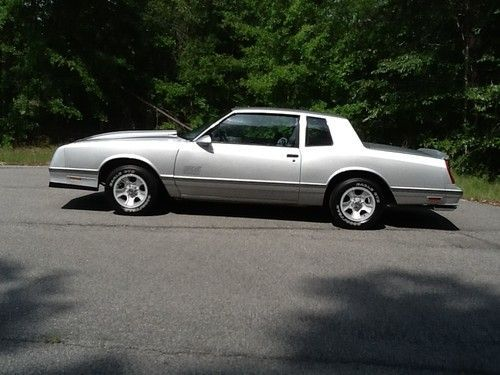 1980 Silver Monte Carlo Ss Google Search My Cars Cars