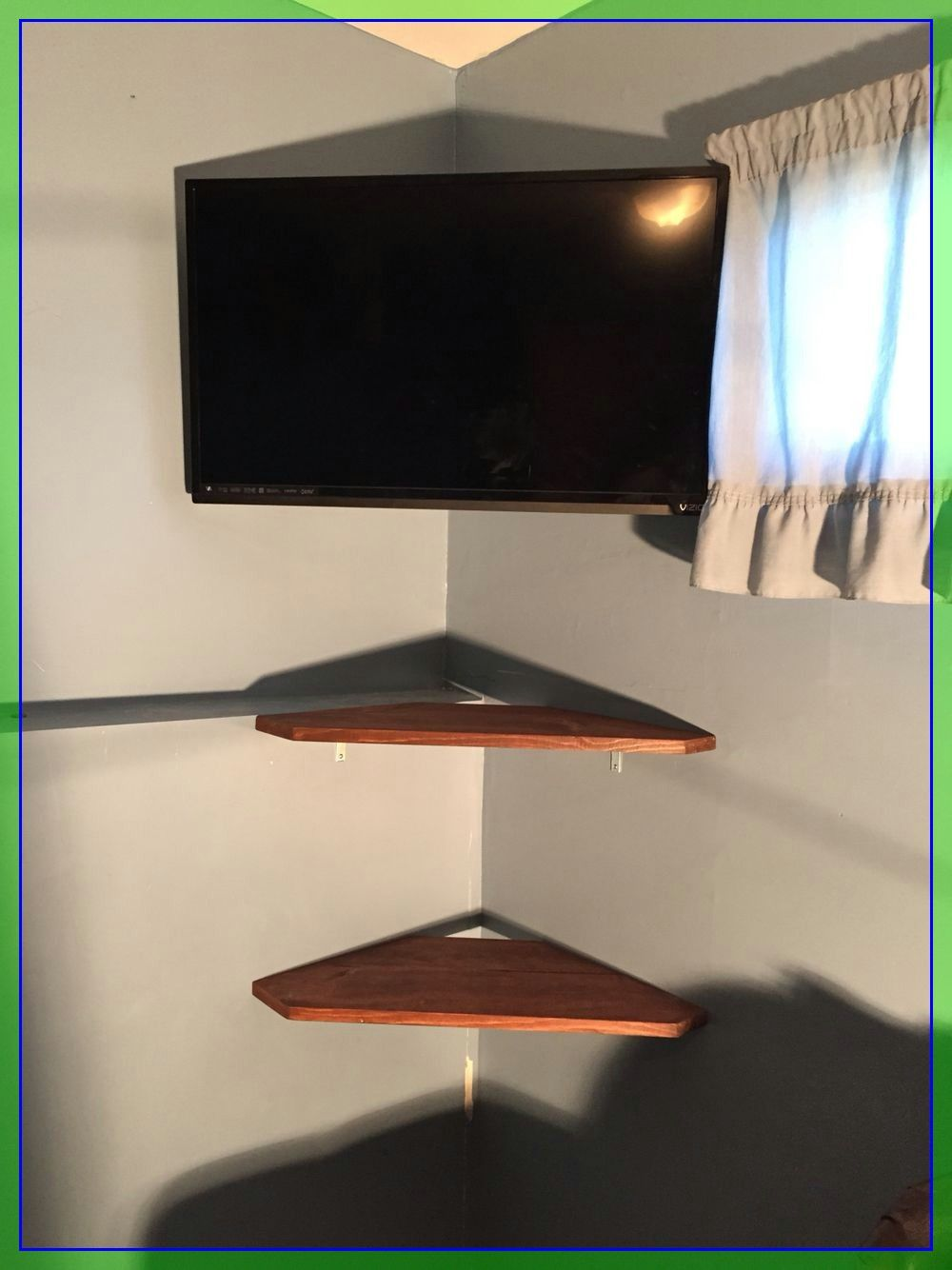 33 Reference Of Corner Stand For Led Tv In India In 2020 Wall Mounted Tv Corner Tv Mount Wall Tv Stand
