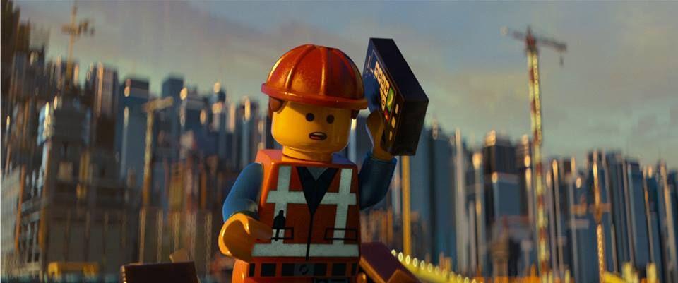 #LEGOIlFilm - Un'avventura da costruire! #Emmet vi aspetta al cinema dal 20 febbraio