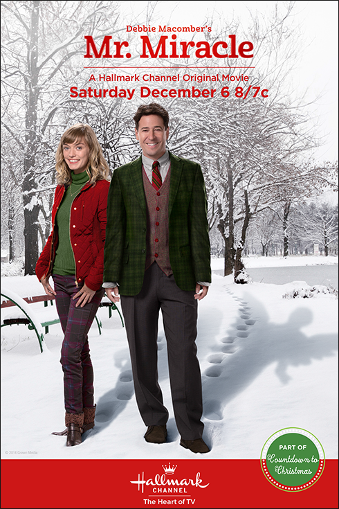 Mr Miracle (2014) Hallmark channel christmas movies