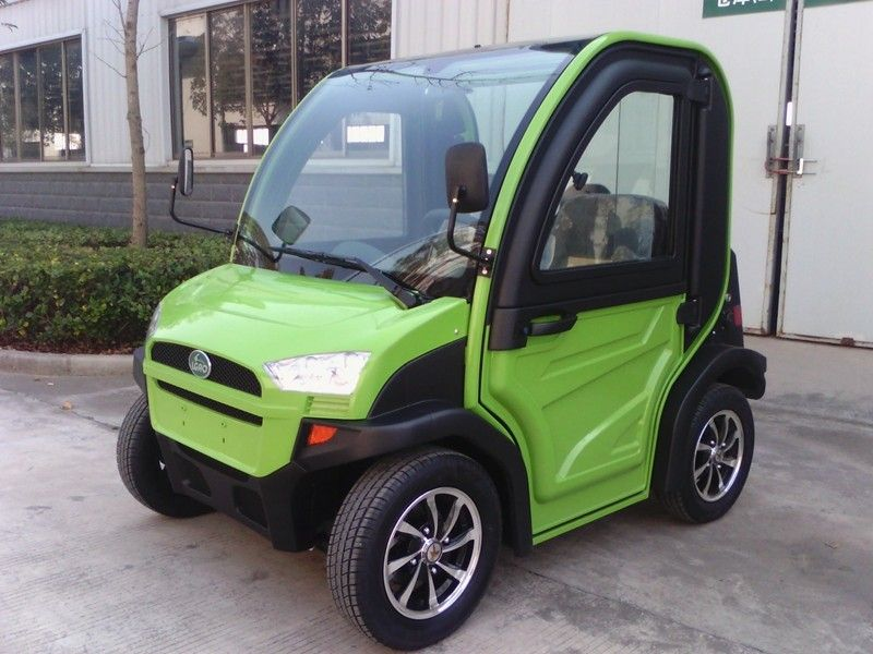 2 Person Chinese Smart Electric Car For Ev
