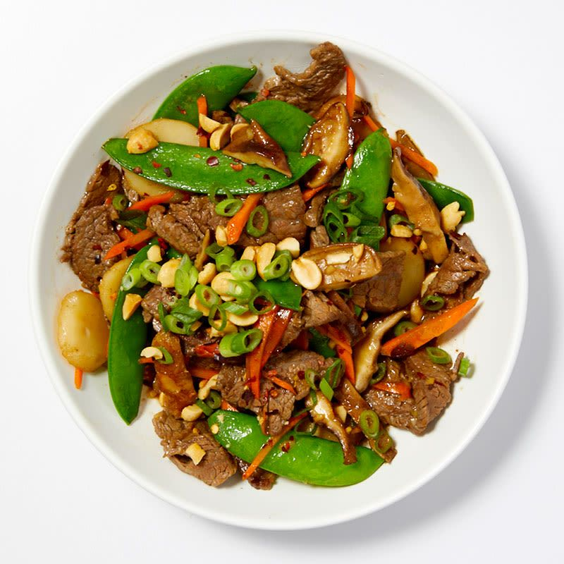 Photo of Beef and Vegetable Stir-Fry | Recipes | WW USA